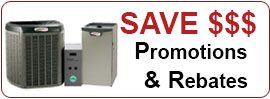 Heating and Cooling Promotion