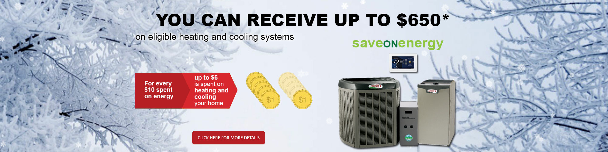 Save On Energy Rebates Windsor Ontario