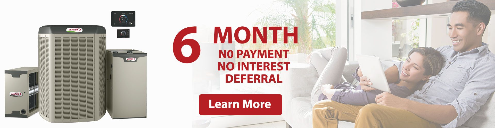 6 month, no payments