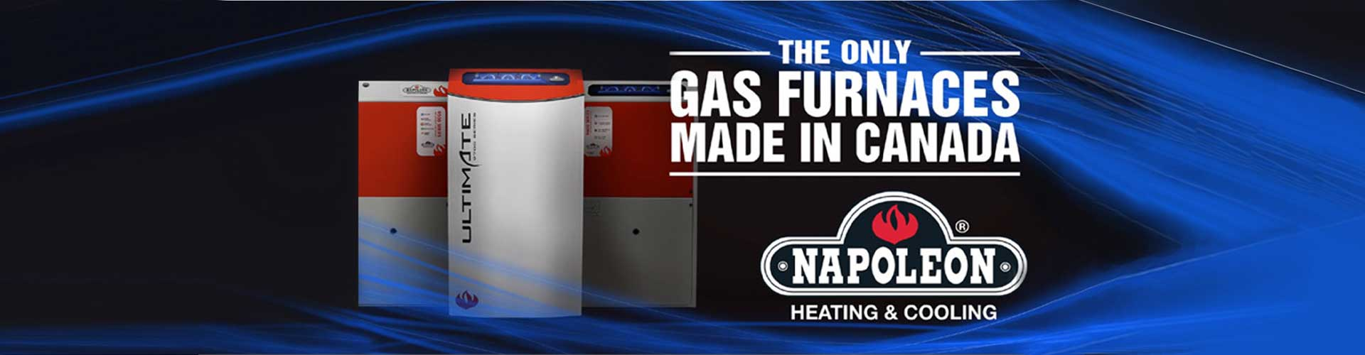 Napoleon Gas Furnaces, Made in Canada - Harris Heating and Cooling, Windsor